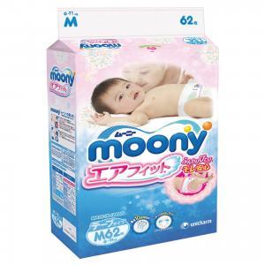 Подгузники  Econom, M 6-11 кг, 62 шт. Moony