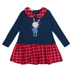 Платье , цвет: т.синий Takro