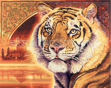 Картина по номерам Тигр 40х50 см Schipper