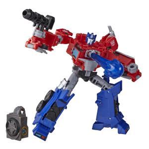 Трансформер  Кибервселенная Делюкс Optimus Prime 12 см Transformers