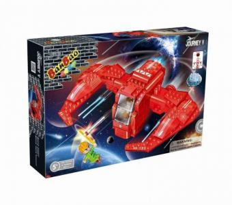Конструктор  Космический летательный аппарат 159 элементов BanBao