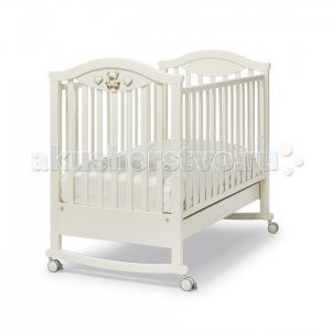 Детская кроватка  Amour качалка Erbesi