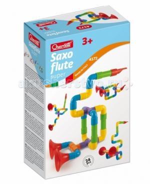 Музыкальный инструмент  Супер Саксофлейта (24 элемента) Quercetti