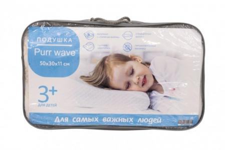 Подушка Pur wave Askona