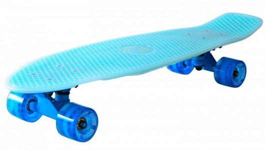 Скейтборд Big Fishskateboard Glow 27 Y-Scoo