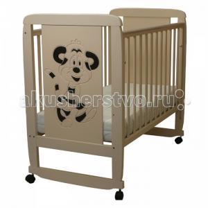 Детская кроватка  02 Тигренок 3D Соня
