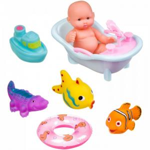 Набор игрушек для купания ВВ3366 Bondibon
