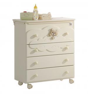 Комод пеленальный  Abbracci-Trudi, цвет: кремовый Baby Expert