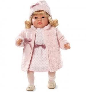 Кукла  Elegance в шубке 50 см Arias