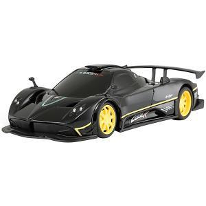 Радиоуправляемая машина  Pagani Zonda R 1:24, чёрная Rastar. Цвет: черный