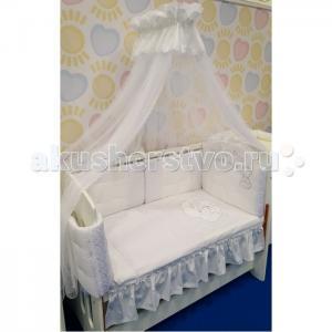 Комплект в кроватку  Мишки (7 предметов) Селена (Сдобина)