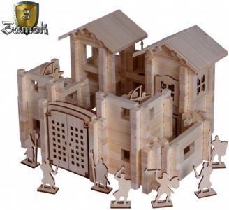 Конструктор  Замок №3 (480 деталей) Лесовичок