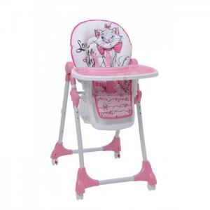 Стульчик для кормления  Disney baby 470 Кошка Мари Polini