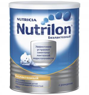 Молочная смесь  Безлактозный 0-6 месяцев, 400 г Nutrilon