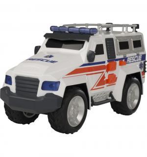 Машинка  Roadsterz Внедорожник скорой помощи 4х4 HTI