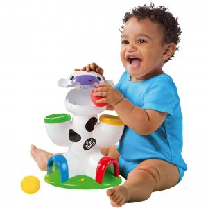 Развивающая игрушка Bright Starts «Веселая корова» Kids II
