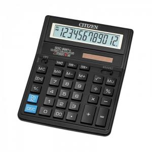 Калькулятор настольный SDC-888TII 12 разрядов Citizen