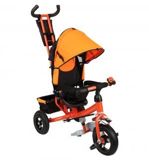Трехколесный велосипед  HP-TC-701, цвет: оранжевый Kids Cool