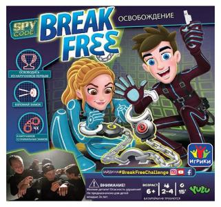 Настольная игра  Break Free Yulu