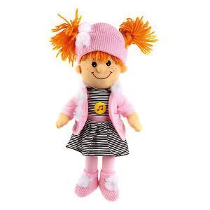 Мягкая игрушка  Кукла в сине-розовом, 35 см Мульти-Пульти