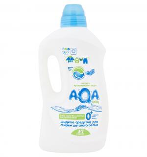 Жидкое средство для стирки AQA baby, 1.5 л Baby