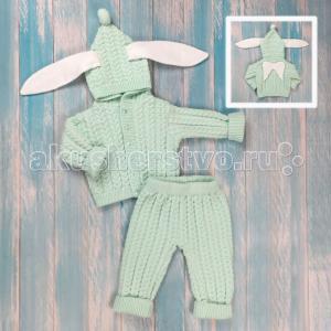 Комплект Зайка Ангел (курточка и штанишки) Little Star