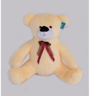 Мягкая игрушка  Медведь игольчатый кремовый 80 см Тутси
