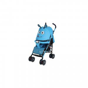 Коляска-трость  Жужа, голубой Bambola