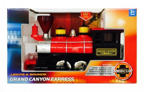 Локомотив Grand Canyon Express Eztec