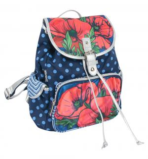 Рюкзак  цвет: красный-синий Seventeen