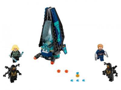 Конструктор  Super Heroes 76101 Лего Супер Герои Атака всадников Lego