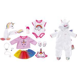 Одежда для куклы  Baby Born Сказочный единорог, 43 см Zapf Creation