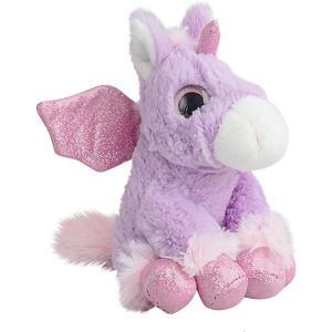 Мягкая игрушка Molli Единорог, 20 см Molly. Цвет: лиловый