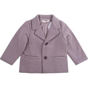 Пиджак  для мальчика Wojcik. Цвет: коричневый