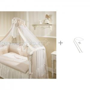Балдахин для кроватки  Эстель и Крепление балдахина Geuther Perina