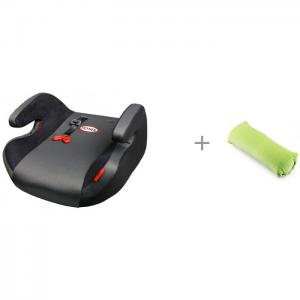 Бустер  SafeUp XL и подушка на ремень ProtectionBaby Сплюшка Heyner