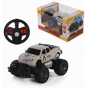 Радиоуправляемая машина  Toys Safari 1:43, серебряная Yako. Цвет: серебряный