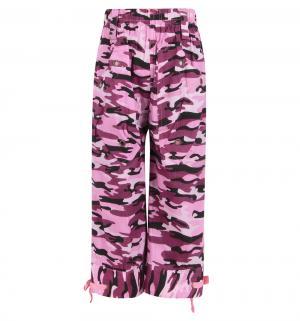 Бриджи , цвет: розовый/фиолетовый Damy-M