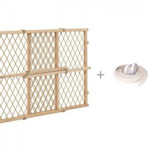 Барьер безопасности Position & lock с безопасной мягкой лентой ПОМА 2 м Evenflo