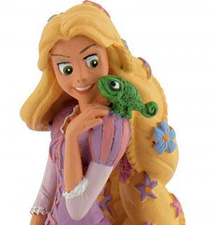 Принцессы Диснея Рапунцель с Паскалем 10 см Bullyland