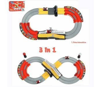 Гоночная трасса Ferrari Multiplay Race Track Chicco