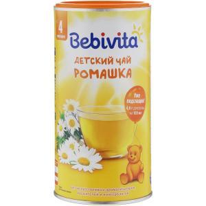 Чай  ромашка, с 4 месяцев, 200 г Бебивита