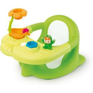 Сиденье для купания  Cotoons, зелёное Smoby. Цвет: зеленый