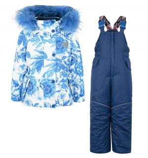 Комплект куртка/полукомбинезон  Винтаж, цвет: синий Stella