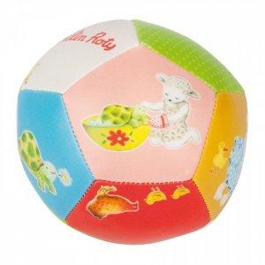 Мягкий мячик Милые животные 10 см Moulin Roty
