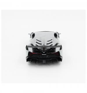 Машина на радиоуправлении  Lamborghini Veneno Silver 1 : 14 MZ