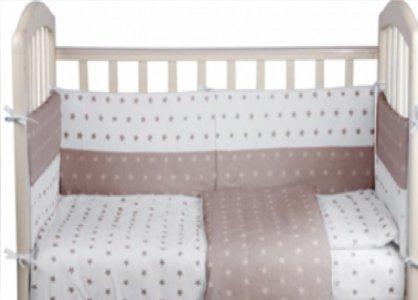 Комплект в кроватку  День и Ночь (6 предметов) Сонная сказка
