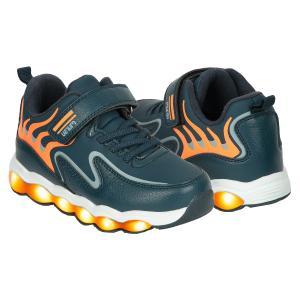 Кроссовки , цвет: оранжевый/синий Mursu