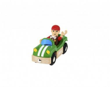 Спортивная машинка с фигуркой Brio
