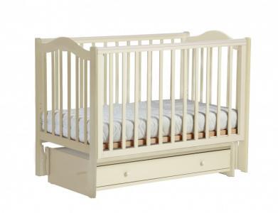 Детская кроватка  Кубаночка-1 универсальный маятник Кубаньлесстрой